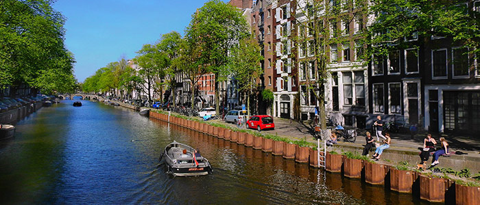 Things to do in the Netherlands - Amsterdam canals