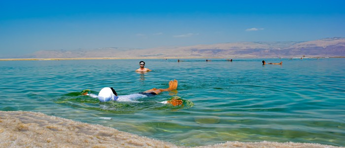 top things to do in Palestine - Dead sea Palestine