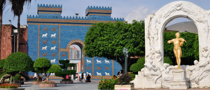 top things to do in Iraq - Ishtar Gate