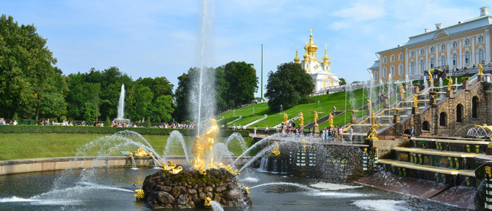 Things To Do In Russia - Peterhof Palace