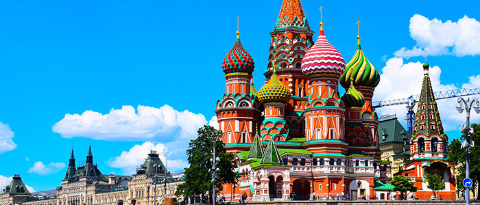 Things To Do In Russia - Saint Basil's Cathedral