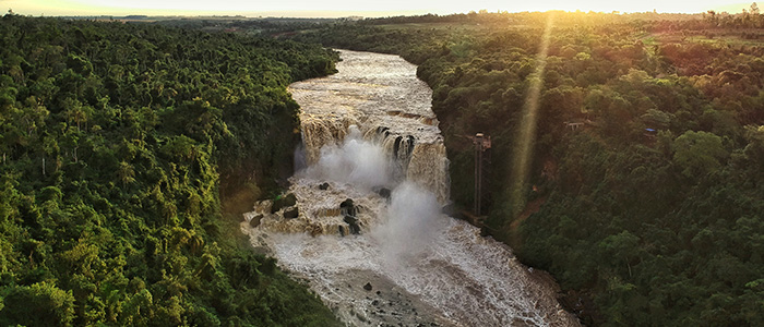 Things To Do In Paraguay - Monday's Falls