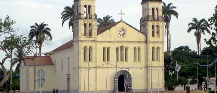 things to do in São Tomé - Cathedral of São Tomé