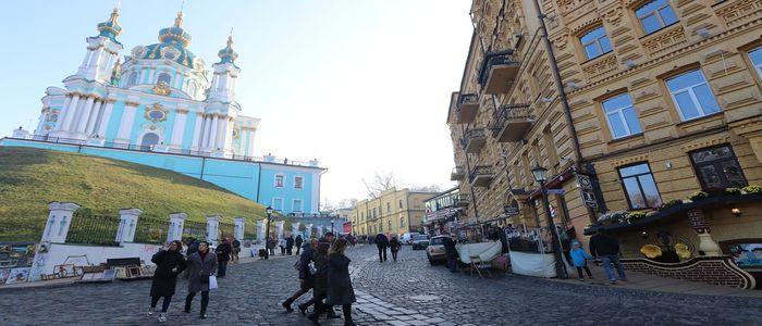 where to travel in april - Ukraine