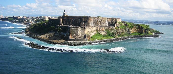 Castillo San felipe den morro