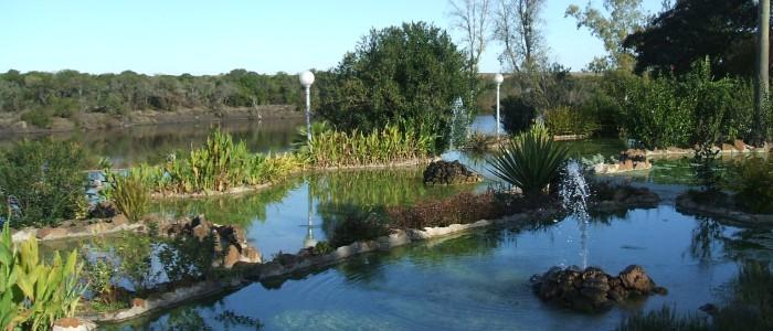 Uruguay hot springs