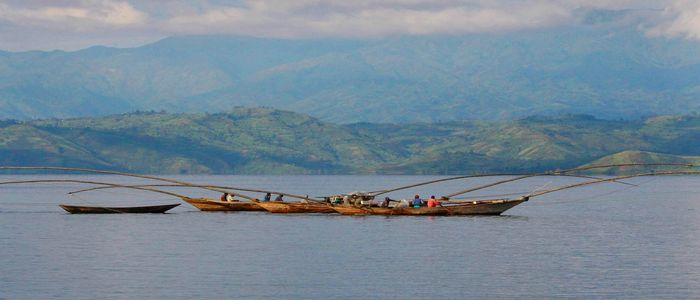 Shores of Lake Kivu