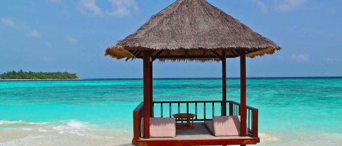 Maldives resort islands