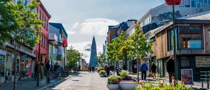where to travel this summer? Reykjavik
