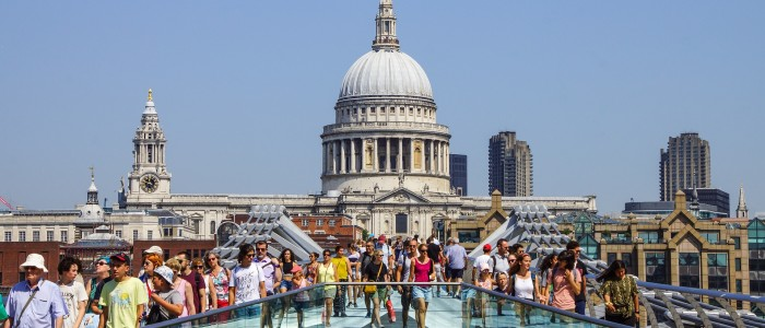 St Paul's Cathedral England