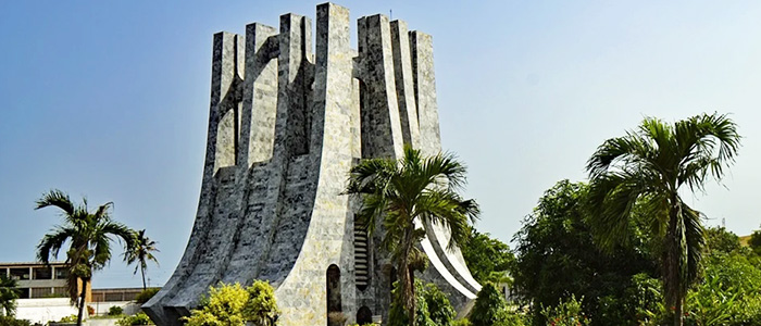 Tourist attractions of Ghana