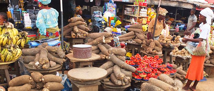 Bodija Market, Ibadan