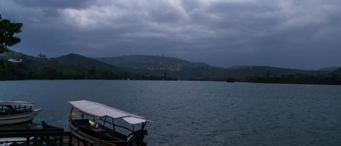 Lake Volta Ghana