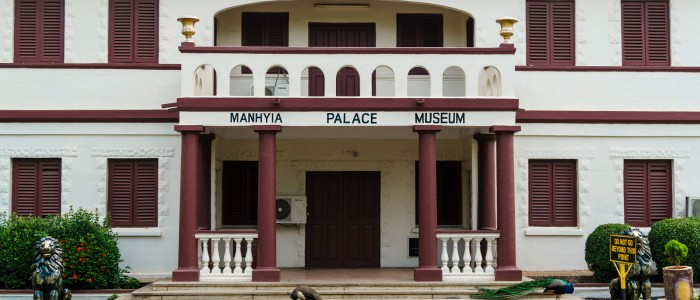 Manhyia Palace Museum