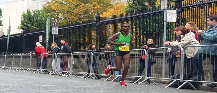 festivals in Dubai in October - Half Marathon