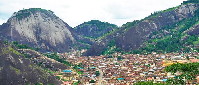 Dumi Hills, Nigeria