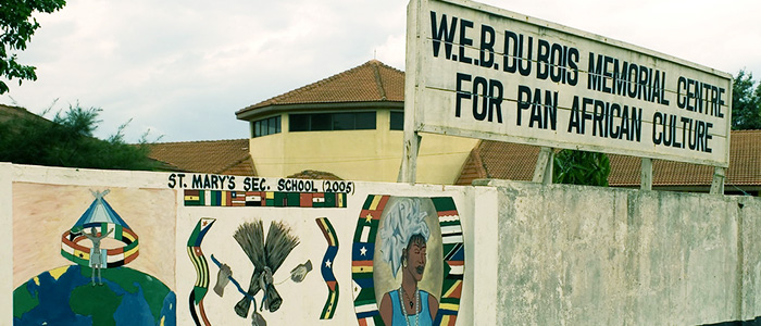 W. E. B. DuBois Memorial Centre for Pan-African Culture