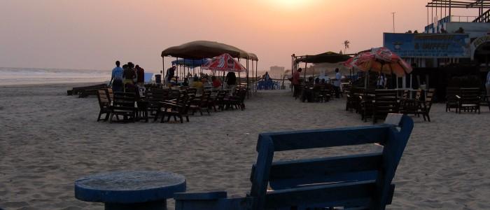 About Labadi Beach