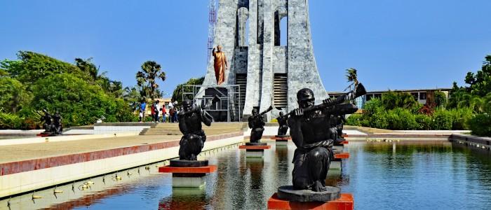 Accra memorial park