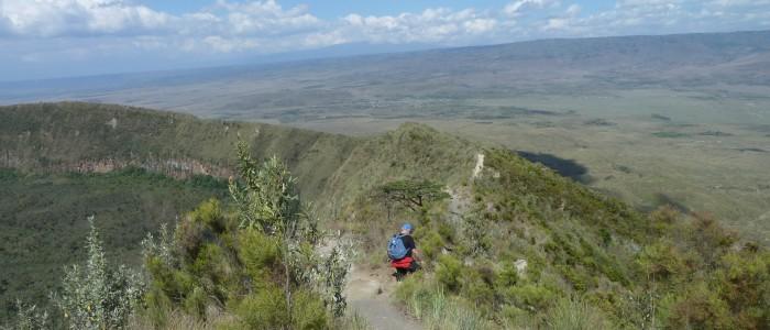 Mt Longonot National Park