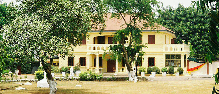 The Manhyia Palace