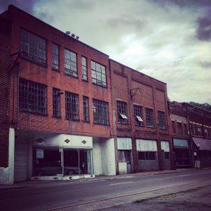 Chevrolet building