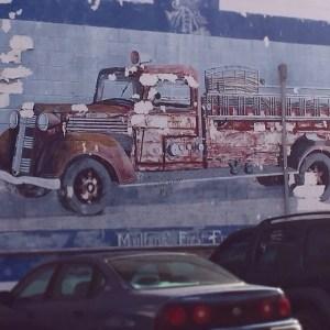 Mullensfiretruck