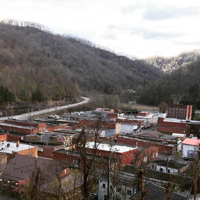 April 18, 2015 Mullens, Wyoming County, West Virginia