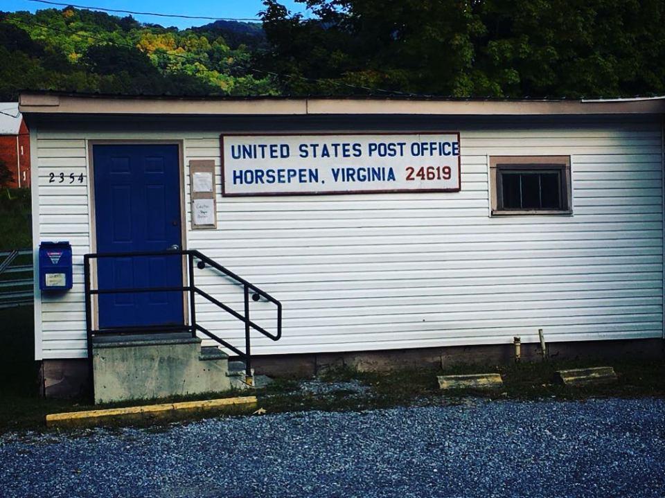 September 17, 2016 Horsepen, Tazewell County, Virginia