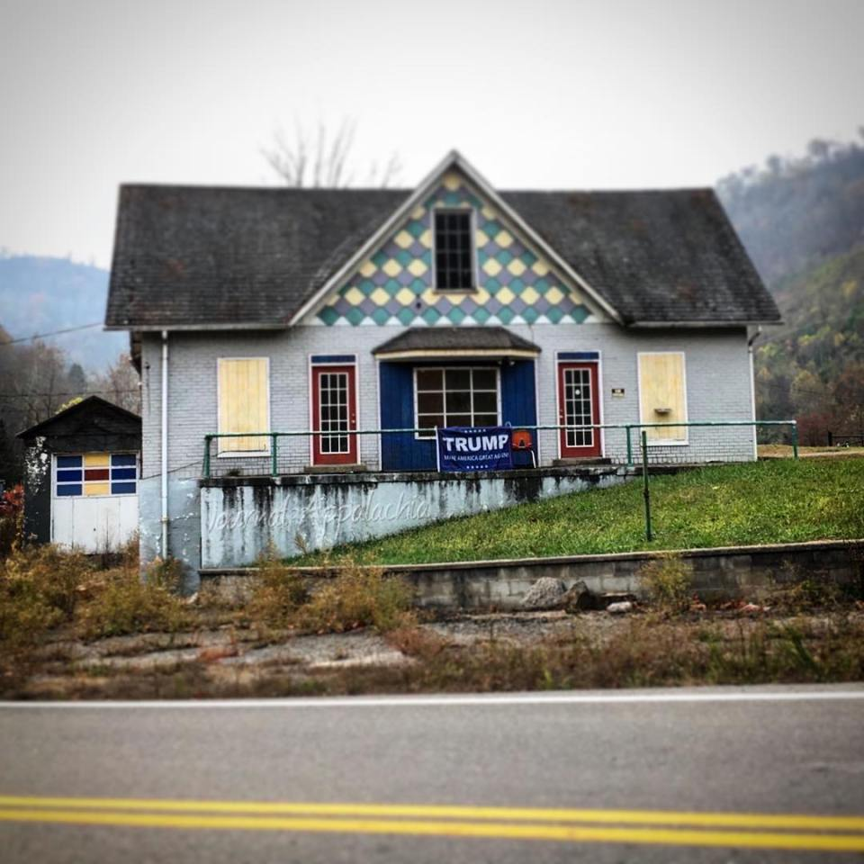 November 8, 2016 Pageton, McDowell County, West Virginia