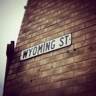Wyoming Street