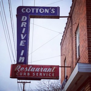Cotton's Drive IN1