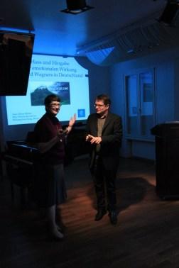 Ina Besser-Eichler und Sven Oliver Müller