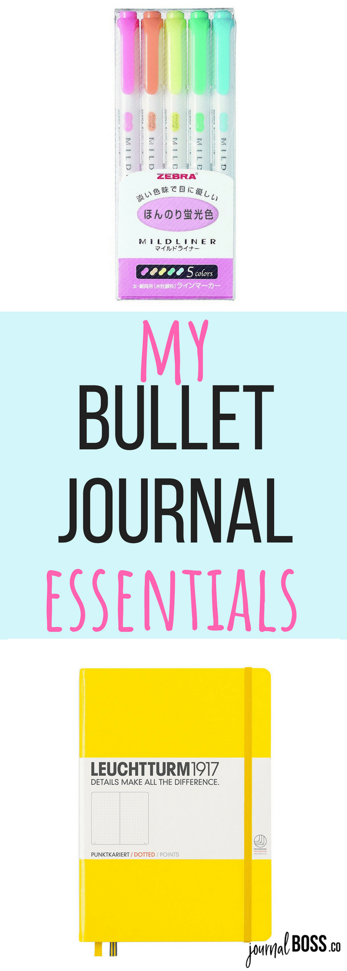 Love love LOVE bullet journal supplies! Here are the absolute best notebooks, pens, washi tape and more for bullet journaling. Which products are your favorites?