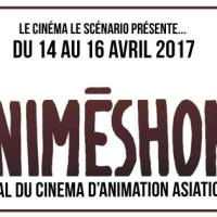 Du 14 au 16 avril, Animēshon Festival - animation asiatique - au Scénario (St Priest)