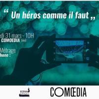Vendredi 31 mars, projection de courts métrages Smartphone au Comoedia