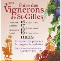 FOIRE AUX VIGNERONS DE SAINT-GILLES