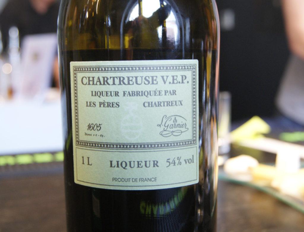 Chartreuse VEP verte