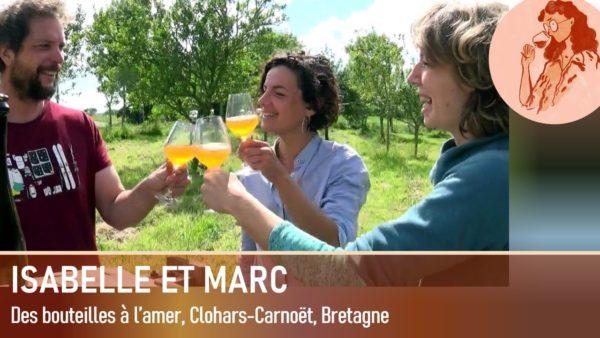 BRETAGNE : Des bouteilles à l'amère ¦ Clohars-Carnoët, Cornouaille