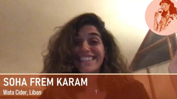 Du cidre libanais: la cidrerie Wata Cider !