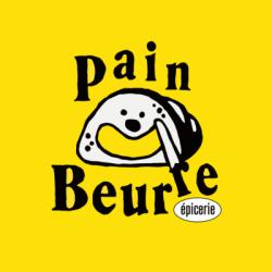 Logo epicerie pain beurre revendeur du journal du sommelier