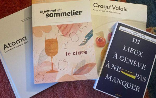 Recommandation Livre Pierre Thomas Journal du Sommelier