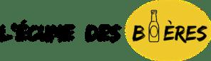 logo l'écume des nbièresrevendeur journal du sommelier cidre