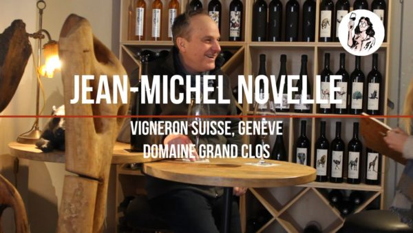 Jean-Michel Novel – Vigneron dans le vignoble genevois, Domaine Grand Clos