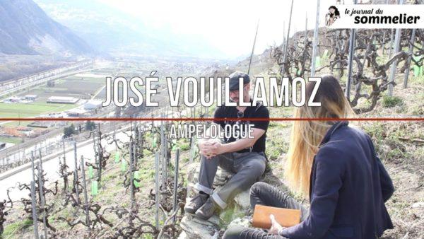 Rencontre avec José Vouillamoz, le spécialiste des cépages suisses