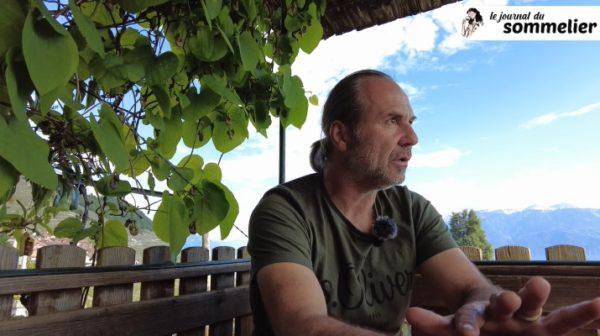 Louis Fonjallaz, vigneron-encaveur à Epesses – Vaud, Suisse