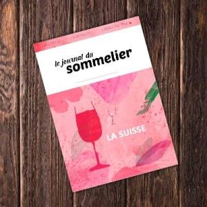 Prévente – Le Journal du Sommelier : #2 La Suisse – VF