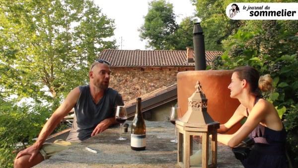 Interview de Adrien Stevens à Morcote au Tessin – Suisse