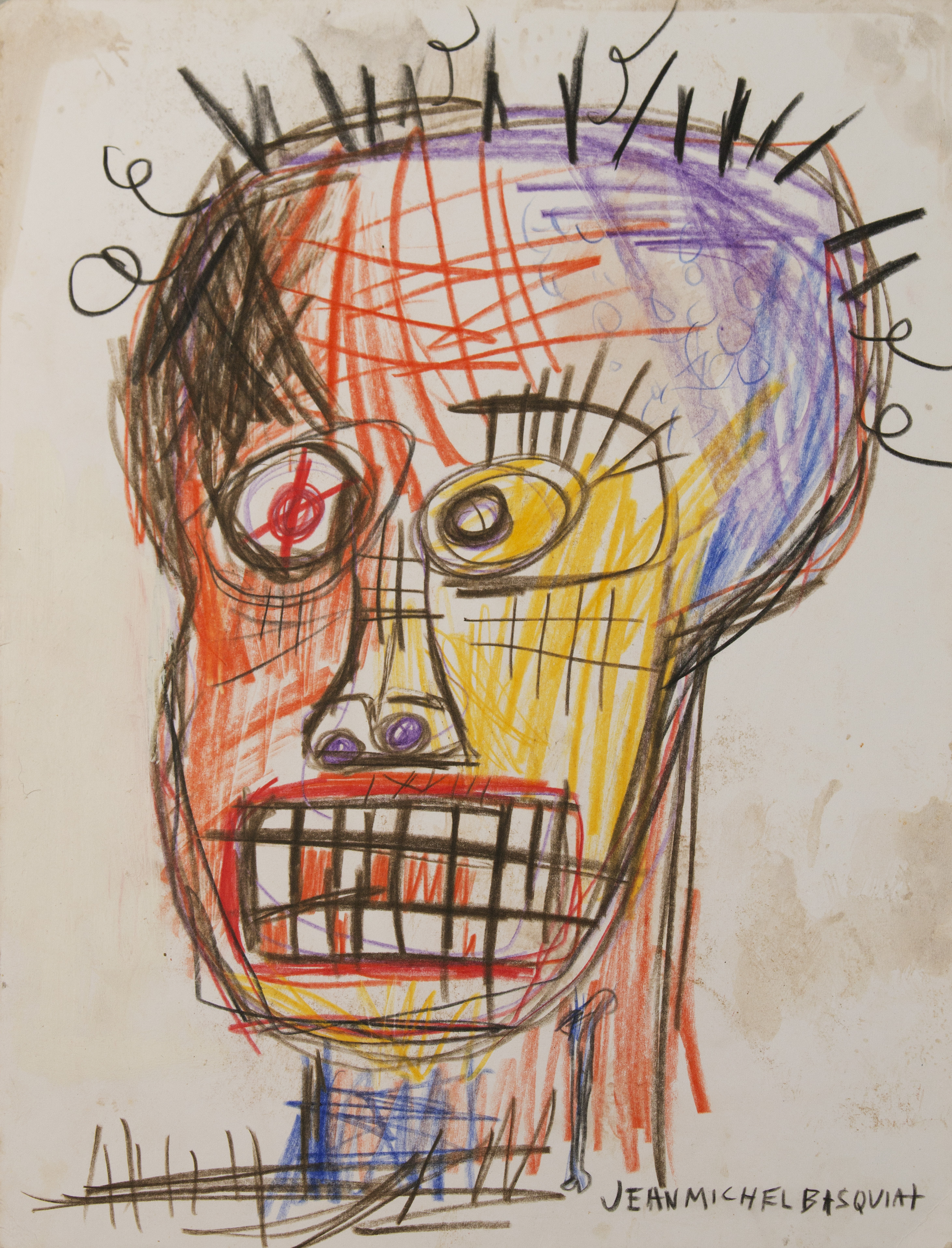 Never Before Seen Basquiat Art To Be Shown At Miami Basel