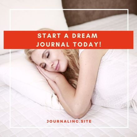 What is dream journaling?